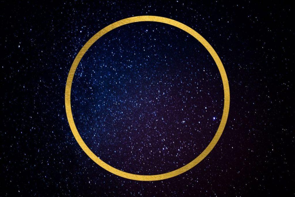 El eneagrama y su simbología: Círculo Dorado