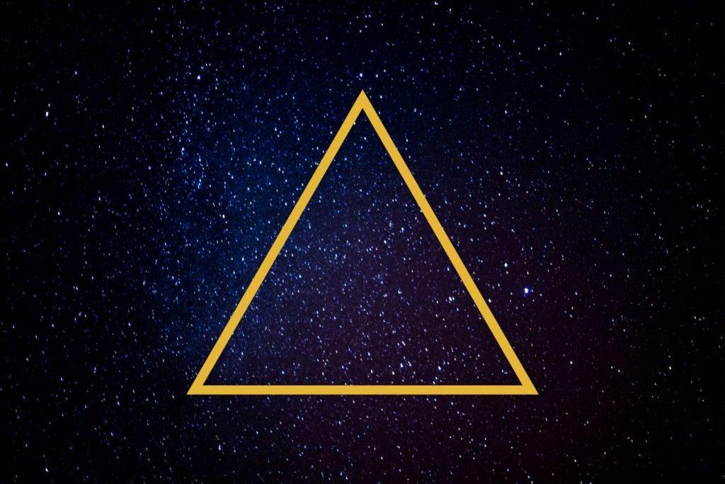 El eneagrama y su simbología: Triángulo